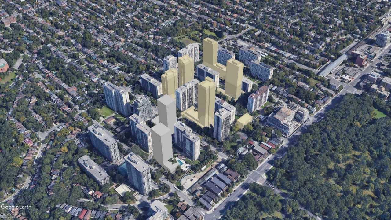 High Park North redevelopment plan (West Toronto)